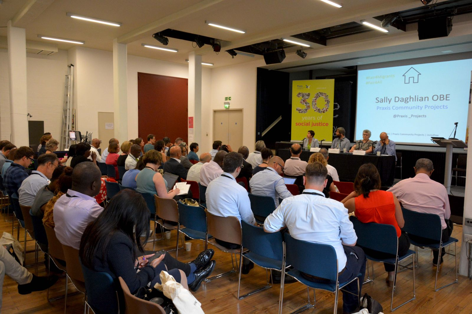Migrants' Access to Housing Conference, June 2017